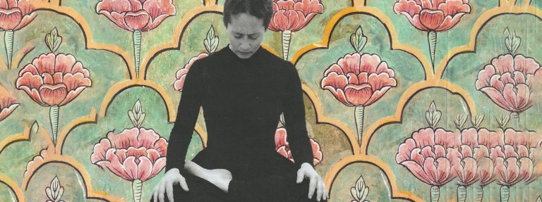 תמונת כריכת הספר של אורית סן גופטה - מסעותי בעקבות היוגה